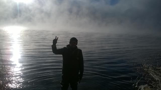 Рыболовный отчет Владимир  Савельев Поиски
