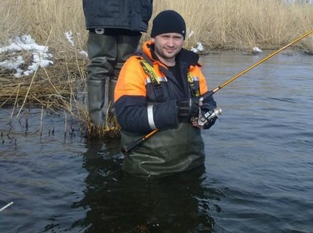 Рыболовный отчет Владимир  Савельев Открытие зимнего спиннинга