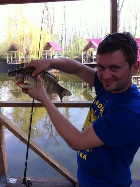 Рыболовный отчет Владимир  Савельев Поплавок