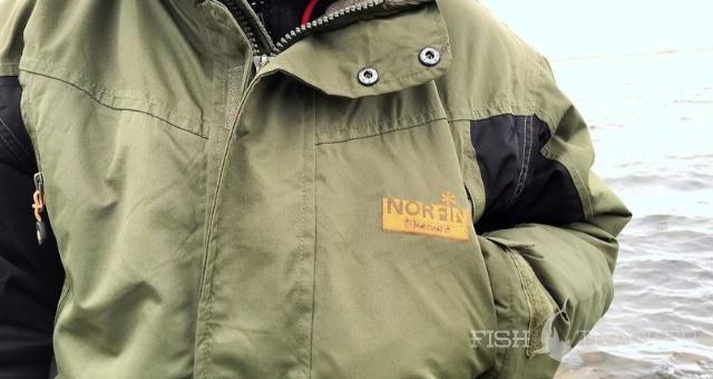 Костюм для зимнего спиннинга: Обзор Norfin Element