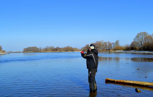 Рыболовный отчет Сергей Гоман Последствия восьмого марта!