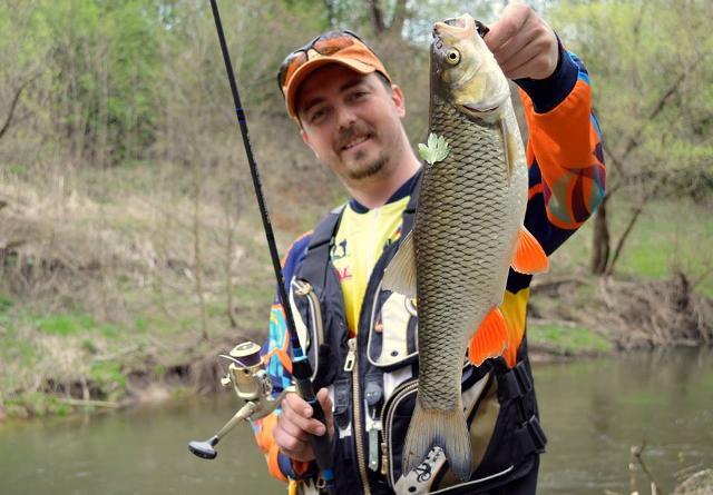 Рыболовный отчет Сергей Гоман Пока еще рановато