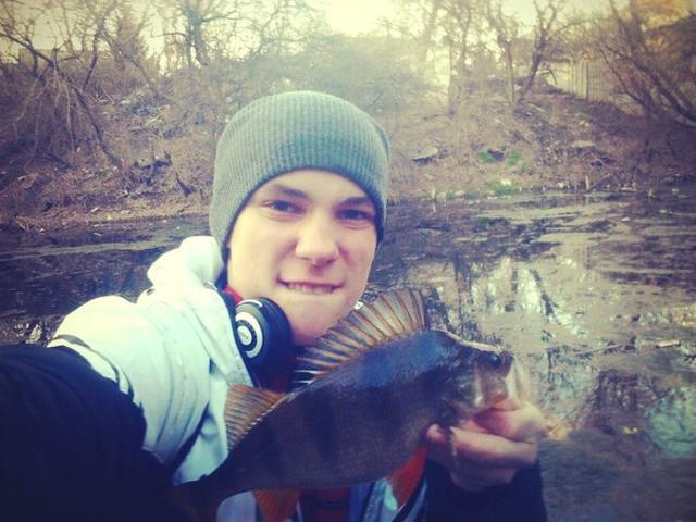 Рыболовный отчет Паша Гусак Трофейное Вербное Воскресенье