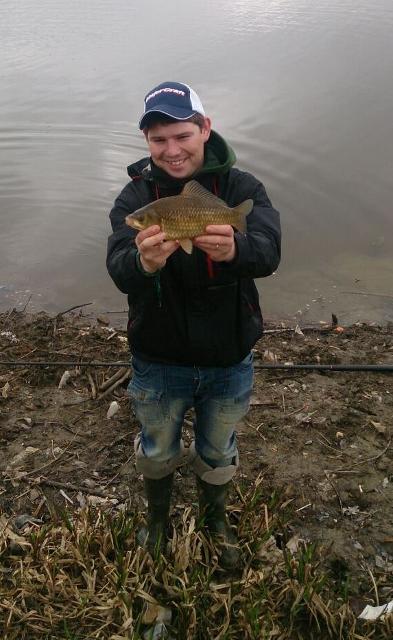 Рыболовный отчет Денис Вихров Карасевые майские