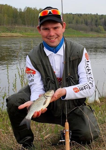 Рыболовный отчет Денис Вихров Верхняя Волга