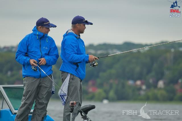 Рыболовный отчет Денис Вихров Совсем скоро две части отчета о первом этапе турнира PAL 2015