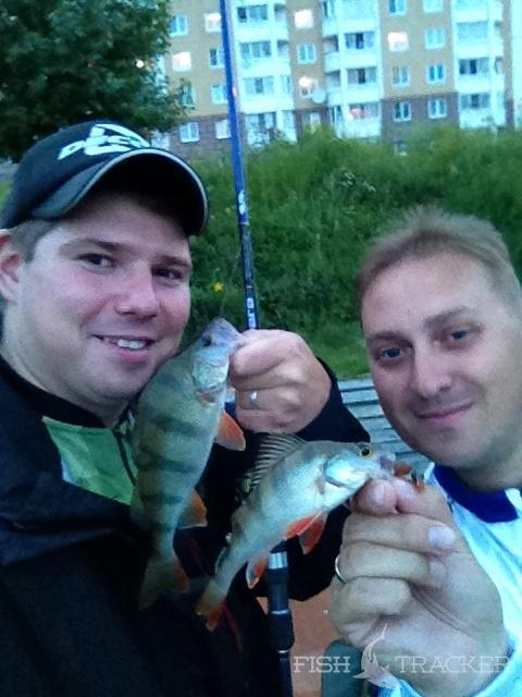 Рыболовный отчет Денис Вихров Каждый раз как в первый раз