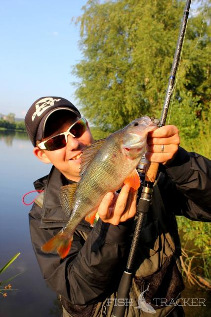 Рыболовный отчет Денис Вихров Магия 16-ти грамм