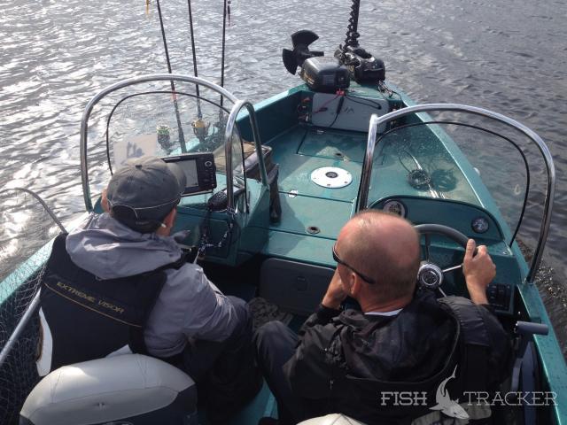 Рыболовный отчет Денис Вихров Одним днем на Иваньковке
