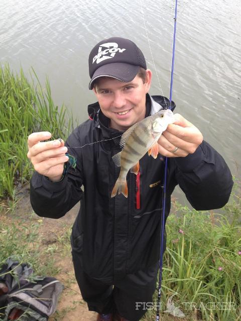 Рыболовный отчет Денис Вихров Дроп-шот победил!