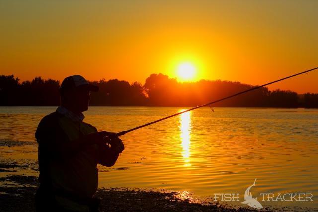 Рыболовный отчет Денис Вихров Вечерний выезд на Москва-реку