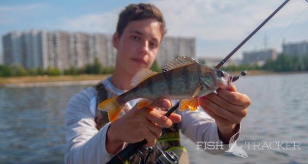 Отчет о рыбалке 05.07.2018