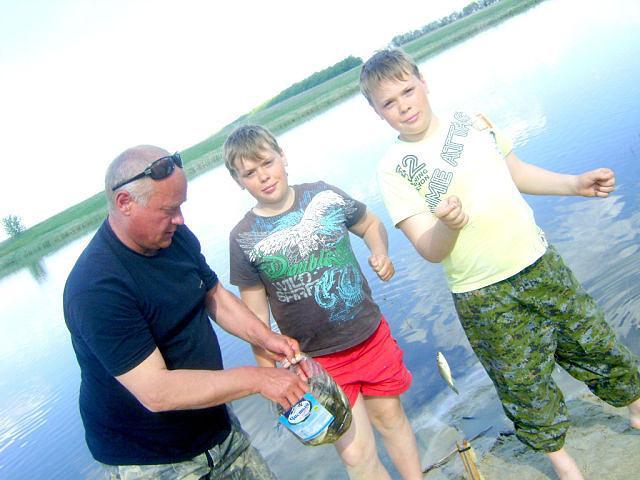 Рыболовный отчет Саша Стюхин Отвести душу!