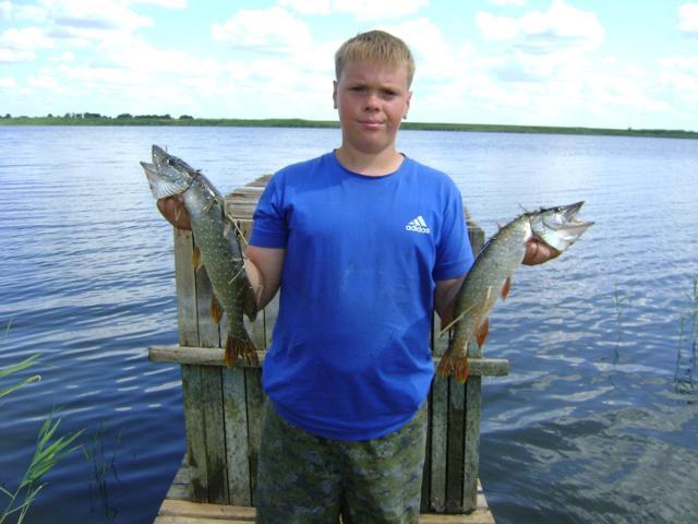 Рыболовный отчет Саша Стюхин Рыбалка на щуку