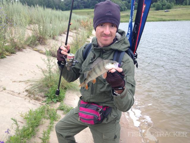 Рыболовный отчет Алексей Климов Отчет о тренировке 04.07.2015