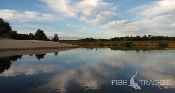 В нескольких словах о паре рыбалок