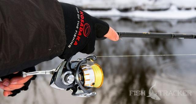 Отзыв о перчатках Kosadaka Fishing Gloves-17
