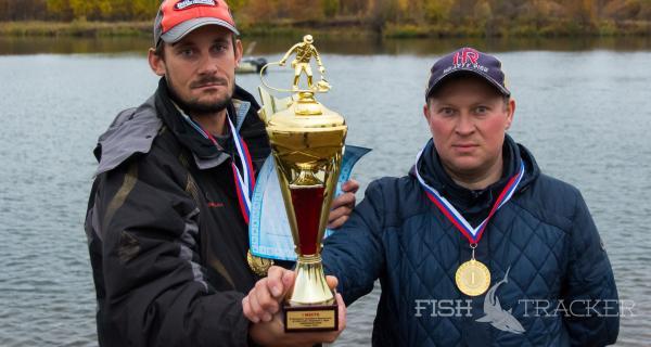 Чемпионат Республики Башкортостан по ловле спиннингом с лодок.