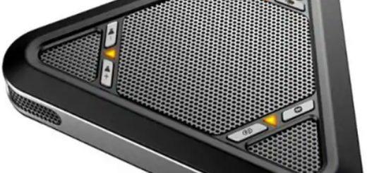 Avec le Gzbzy MVOICE 5000 B, nous avons un triple micro omnidirectionnel. Il fournira une qualité audio remarquable pour les conférences.