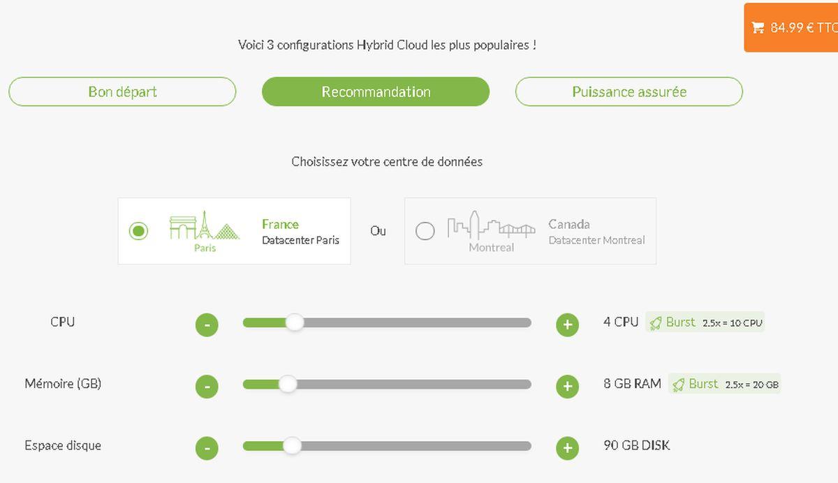 HybridCloud de PlanetHoster - L'offre HybridCloud de PlanetHoster propose des serveurs dédiés entièrement infogérés pour convenir à tous les besoins. Sont-ils si chers que ça ?