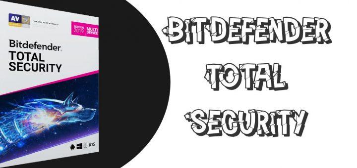 Bitdefender Total Security 2019 propose tout ce qu'il faut pour protéger la sécurité de votre PC et celle de votre vie en ligne. Le meilleur ?
