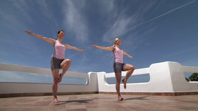 Pilates intensiv - Warm-up