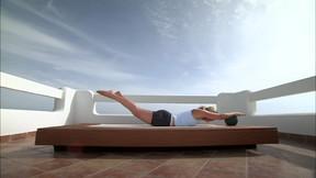 Pilates mit Ball - dehnen & bewegen