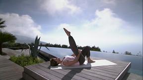 TriYoga - bewegliche Hüfte & Entspannung