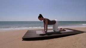 Pilates Standing Balance - Rücken (kurz)