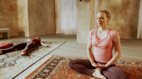 Detox-Yoga - Shavasana