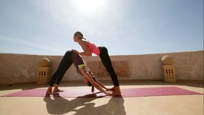 Yoga makes you strong - Partnerkurs