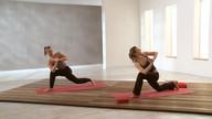 Yoga für die Körpermitte - alles in Balance