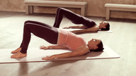 Pilates-Bodyformer - Bauch & Beine