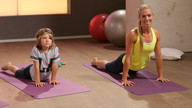 Mama-Kind-Workout - nix für müde Krieger