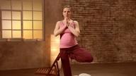 Yoga für Schwangere - Balance finden