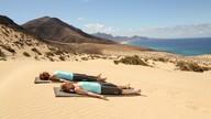Relax Yoga - Zur Ruhe kommen