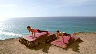 Yoga makes you strong - Einstieg