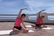 Bild: Pilates machen
