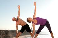Bild: Einsteiger-Yoga