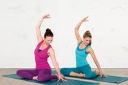 Starke Mitte mit Pilates - Rücken & Wirbelsäule