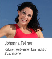 Trainerin: Johanna Fellner