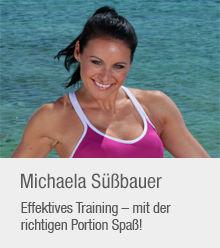 Trainerin: Michaela Süßbauer
