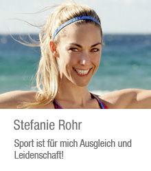Trainerin: Stefanie Rohr