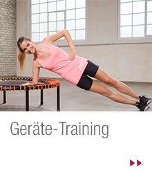 Trainingsziel: Geräte-Training