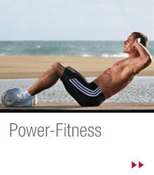 Trainingsziel: Power-Fitness