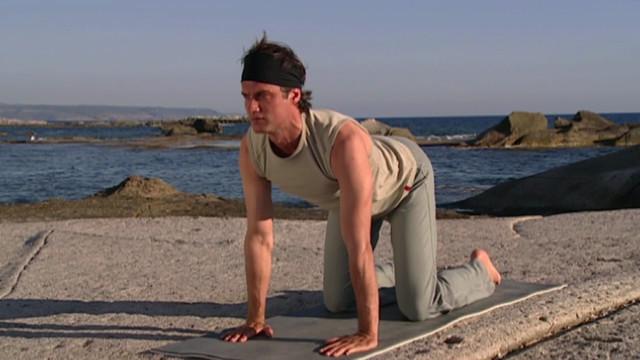 dein online fitness studio hatha yoga mit ralf bauer einsteiger kurs 1. Black Bedroom Furniture Sets. Home Design Ideas
