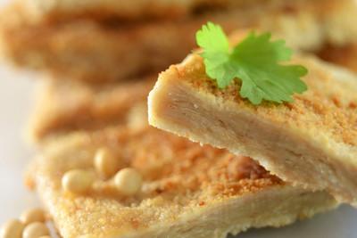Tofuschnitzel mit Pfannengemüse