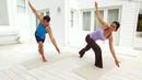 gesunder Rücken - Power-Kick