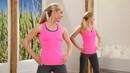Gymnastikball-Workout - Warm-up