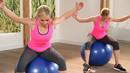 Gymnastikball-Workout - Komplettkurs